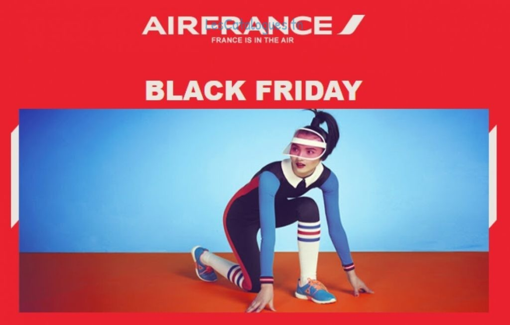 black friday airfrance