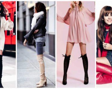 bottes cuissardes tendance 2019