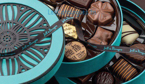 cadeau chocolat jeff de bruges