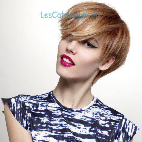 La coupe cheveux boyish