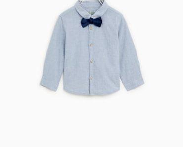 chemise zara bébé garçon
