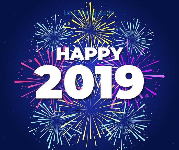 Réveillon nouvel an 2019