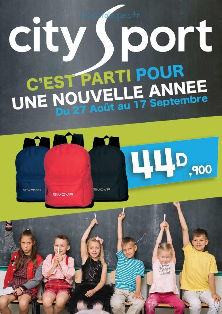 Catalogue City sport