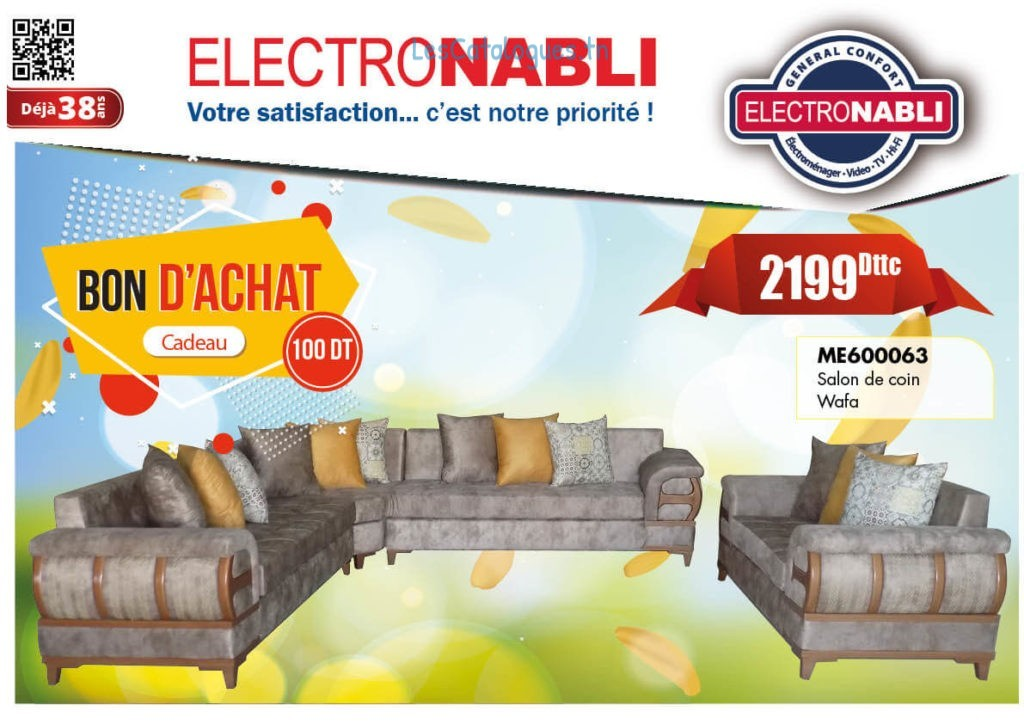 Catalogue Electro Nabli Tunisie