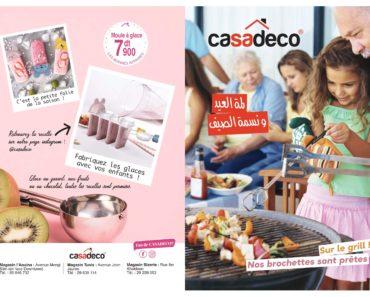 Catalogue Casa Deco Tunisie