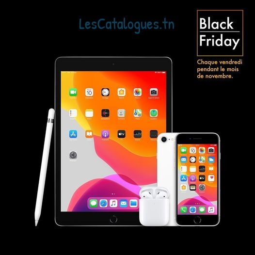 Offre Black Friday chez iStore